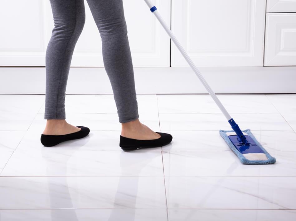 sweep tile flooring | Flooring by Wilson's Carpet Plus