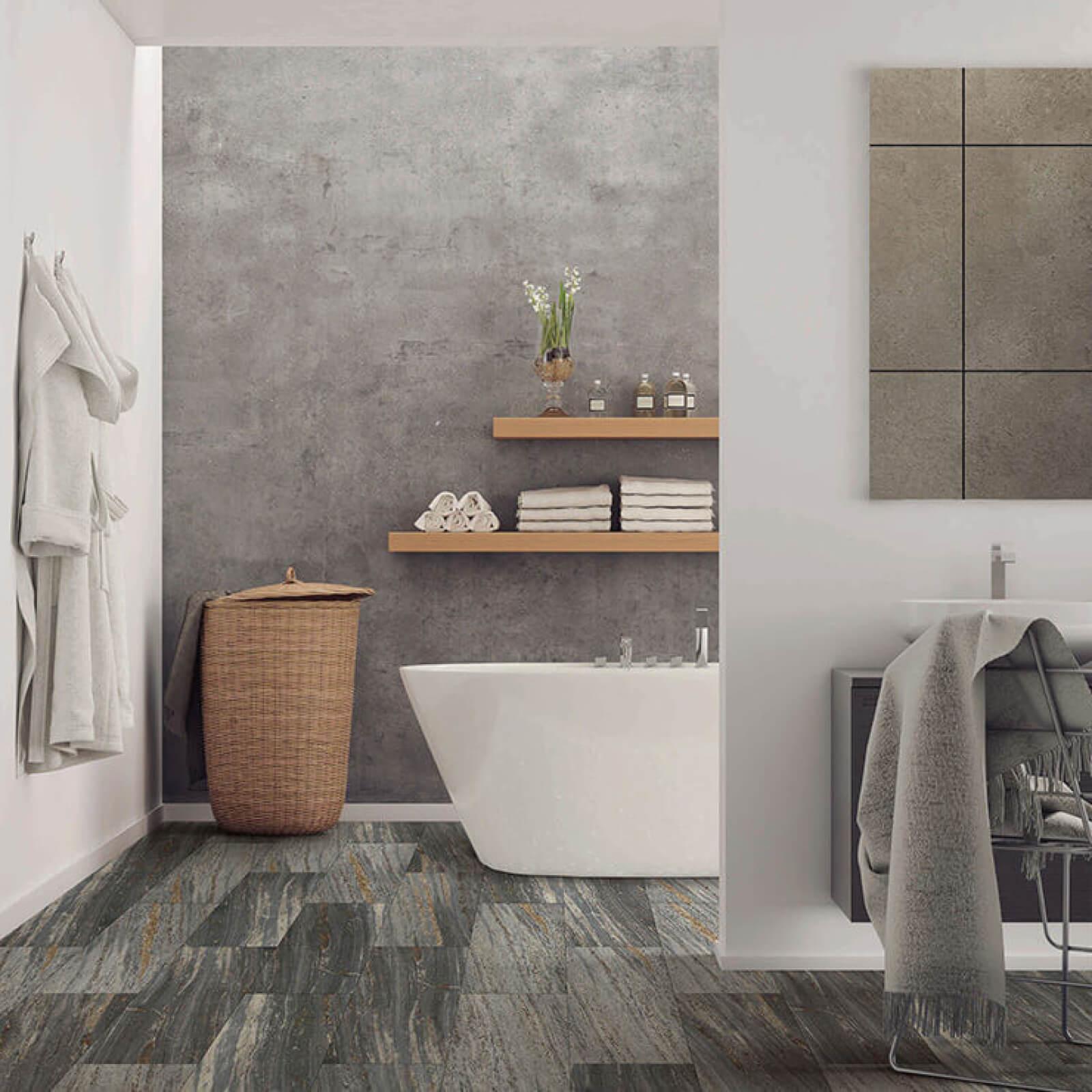 Bathroom flooring   Flooring by Wilson's Carpet Plus