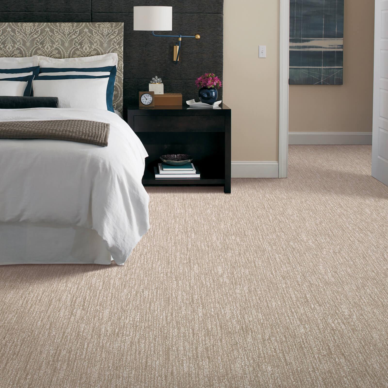 New carpet in bedroom | Flooring by Wilson's Carpet Plus