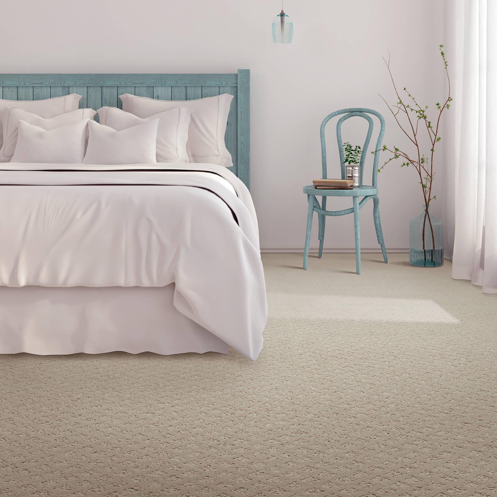 Classic style bedroom | Flooring by Wilson's Carpet Plus