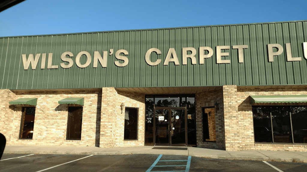 Storefront | Flooring by Wilson's Carpet Plus