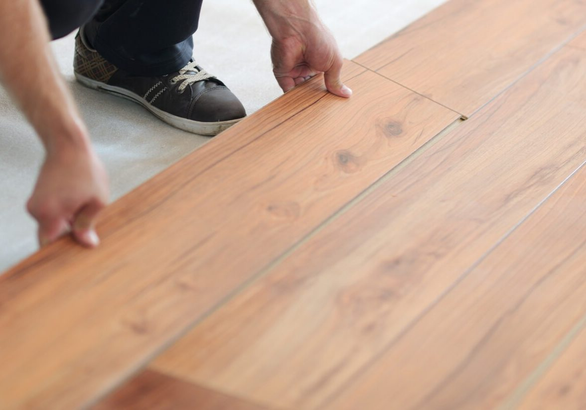 laminate installation | Flooring by Wilson's Carpet Plus